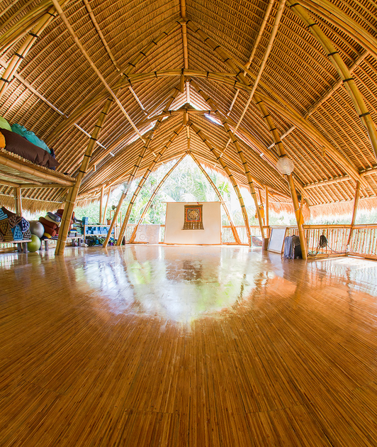 yoga studios Sanur, Bali