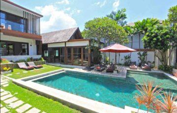 Seminyak villas - Villa Harmony Residence