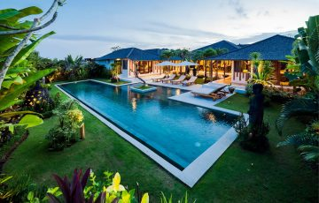 La Villa Des Sens Seminyak Villas to rent in Bali