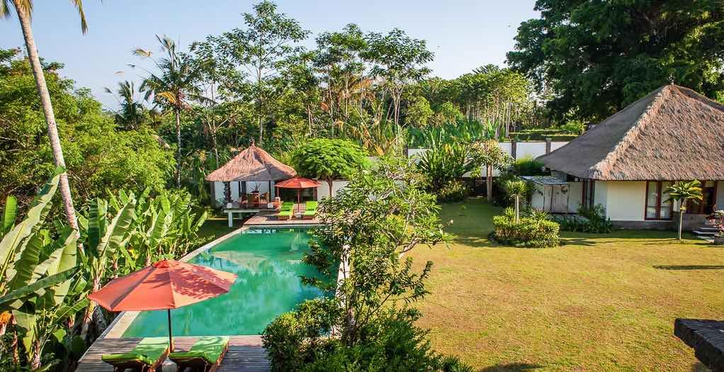 Bali Villas Ubud - Villa Vastu