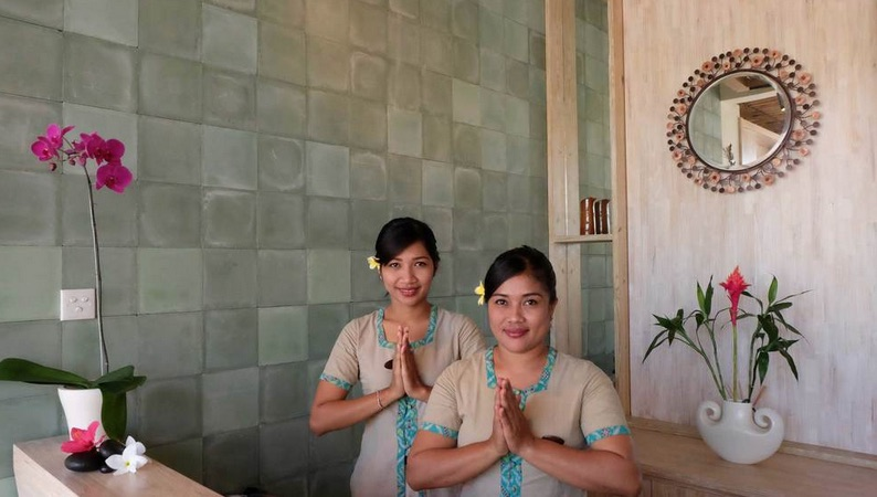 re day spa in bali