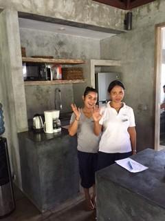 villa ipanema staff
