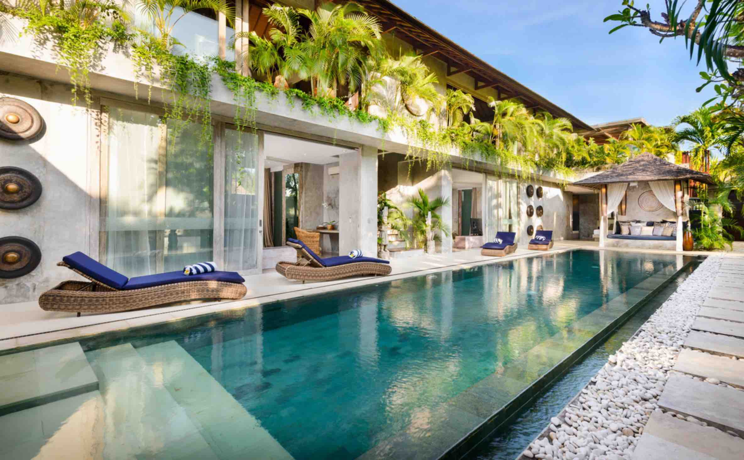 villa ipanema where to stay in Bali