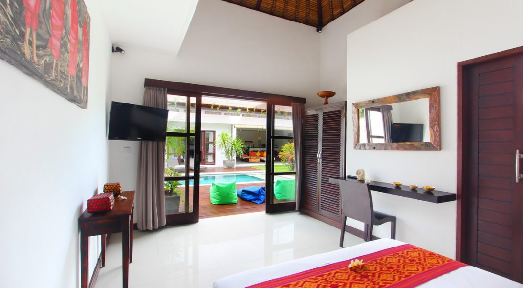 Villa Ricci In Seminyak 2 Bedrooms Close To Shops Bali Villa Escapes