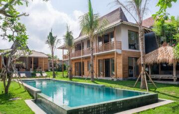 Villa Alea Kerobokan Villas