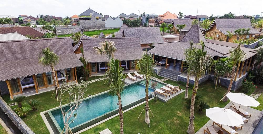 Villa Mannao Estate Seminyak Villas