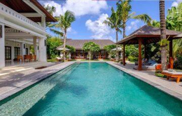 Villa Tjitrap seminyak villas to rent