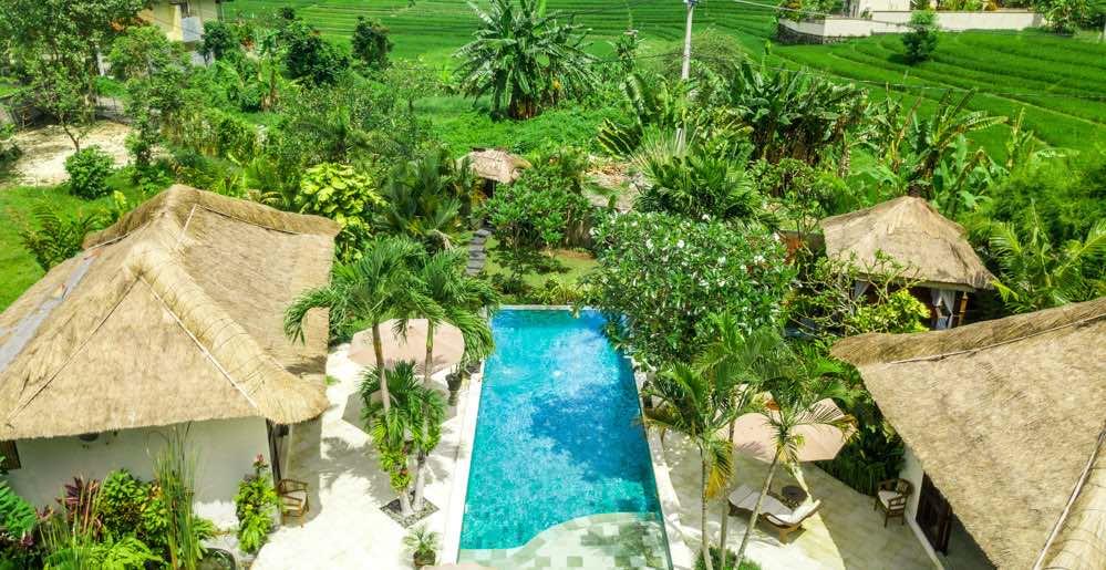 Villa Tibu Indah Canggu Villas
