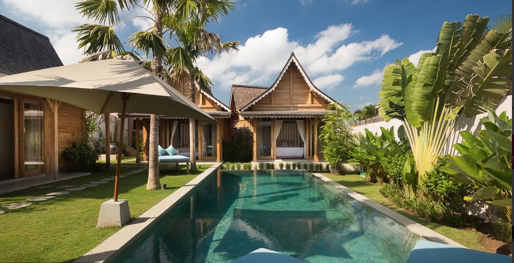 Villa Du Bah Kerobokan Villas