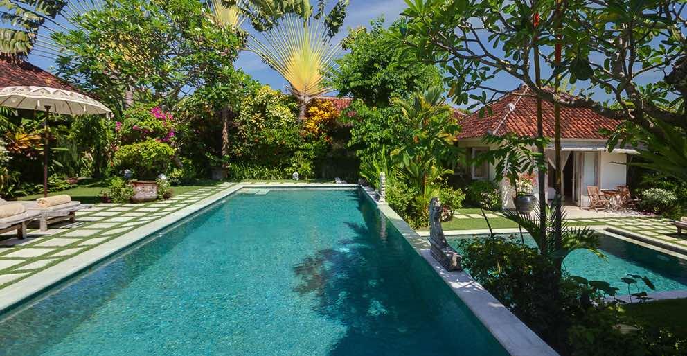 Seminyak Bali Villas to rent - Villa Senang