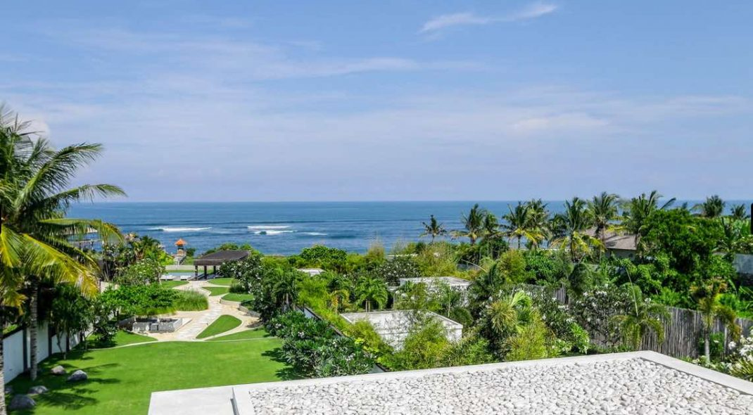 The Beach Villa Cemagi - canggu villas