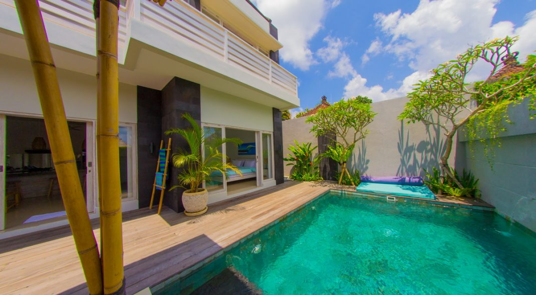 Villa Mahi Mahi Bingin Villas to rent in Bali