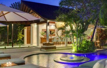 villa lataliana 6 bedrooms Seminyak Villas