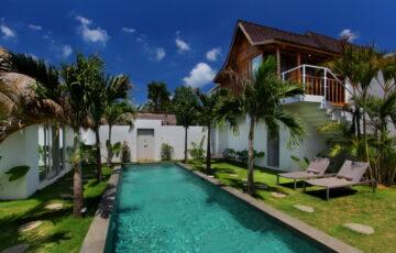 Villa Riva Seminyak Villas in Bali to rent