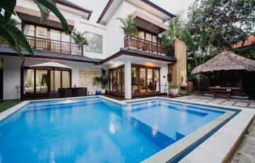 Villa Sinta Seminyak Villas to rent in Bali