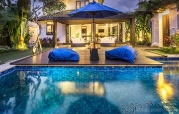 Villa Santa Rosa Seminyak villas in Bali to rent