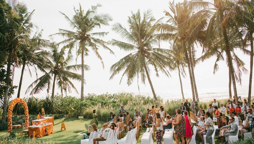 villa arike - weddings in bali