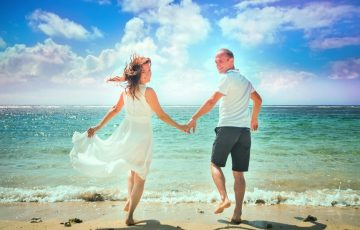 romantic holiday vilals seminyak