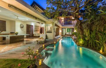 Villa Ku Kecil Seminyak Villas in Bali to rent