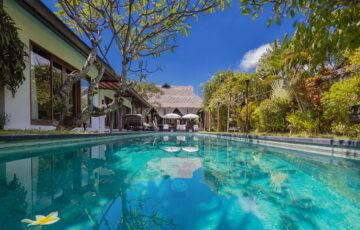 Villa Ku Besar Seminyak Villas in Bali to rent