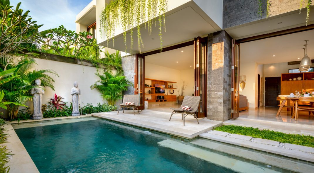 Villa Amelia Legian 48 Br Best Price Guaranteed BALI VILLA ESCAPES Beauteous 5 Bedroom Villa Seminyak Style Design