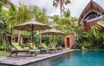 Villa Baganding Seminyak Villas to rent in Bali