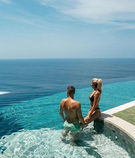 ungasan clifftop resort - villa pawana