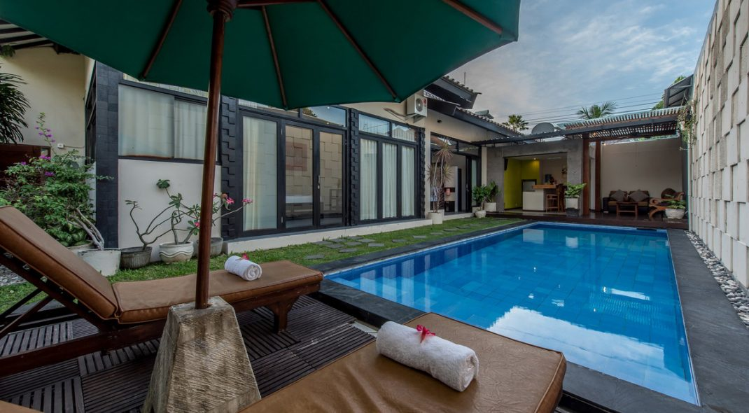 Seminyak villas to rent - Daria Villas 2A