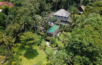 Tabanan villas in Bali - Villa Eden