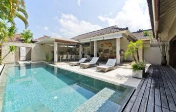 Villa Sukapadi Seminyak Villas