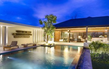 Soham Estate Villas Uluwatu Villas