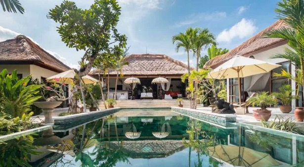 Canggu villas to rent