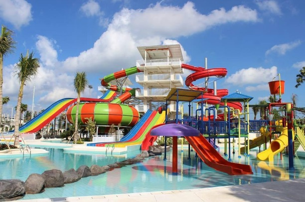 Splash Water Park Canggu, Bali