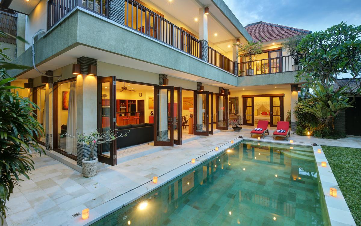 Villa Virginia Canggu Bali Villas