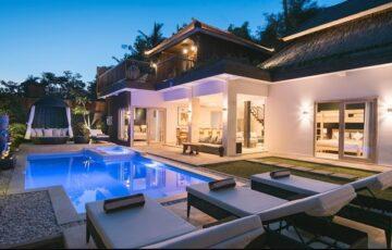 villa anggun seminyak villas Bali