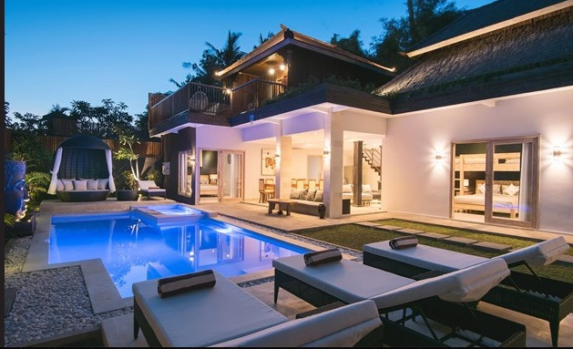 villa anggun - seminyak villas