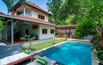 Villa Abimanyu Seminyak villas