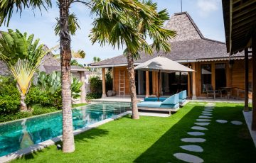 Villa Du Ho Seminyak villas Bali