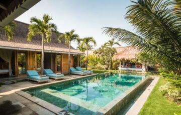 Villa Little Mannao Seminyak villas Bali