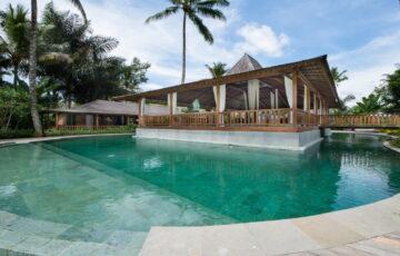 Villa Nag Shampa ubud villas Bali