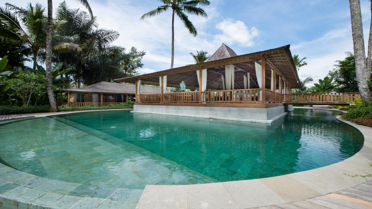 Villa Nag Shampa ubud villas