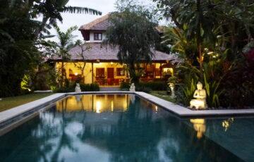 Villa Poppy - Seminyak villas Bali