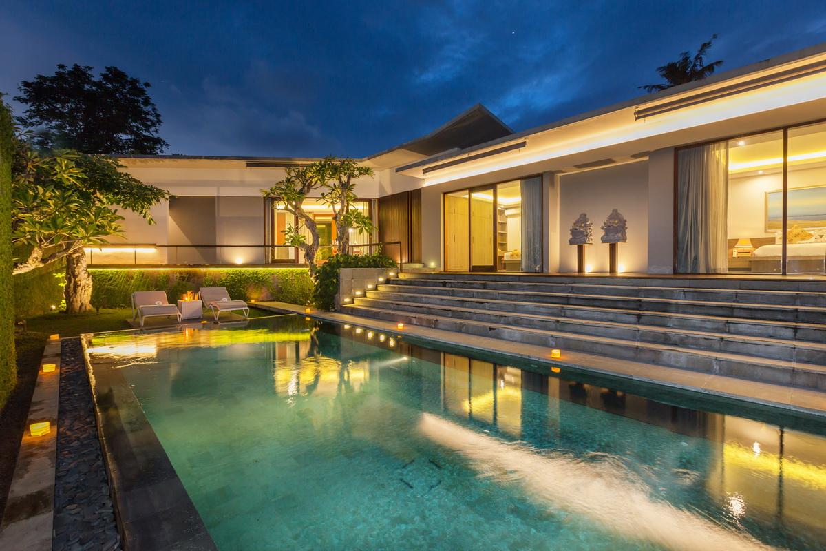 Villa Roemah Natamar Canggu villas