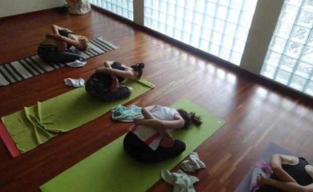 yoga in seminyak - yoga 108 seminyak