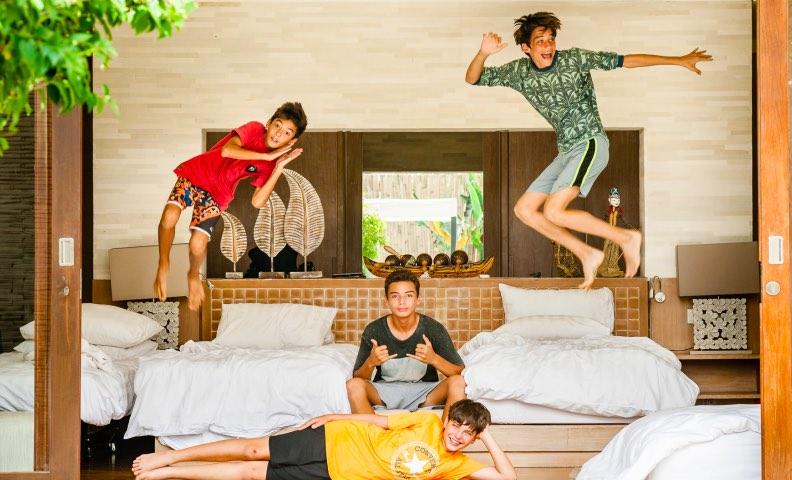 family holidays bali