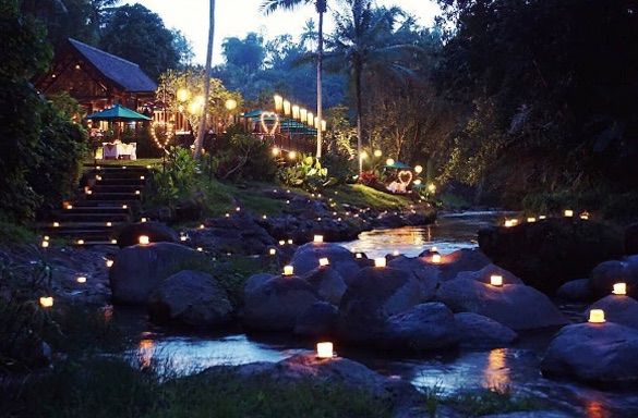 ubud restaurants Swept Away Restaurant