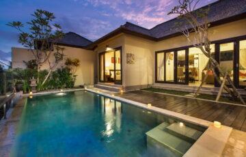 The reika Villas jimbaran villas