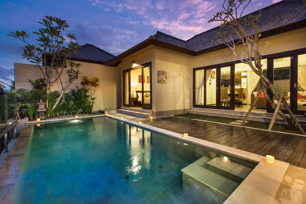 The reika Villas - jimbaran villas