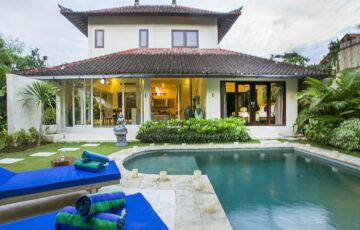 Villa Arushi 1 Seminyak villas