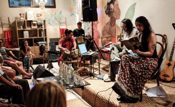 ubud writers festival